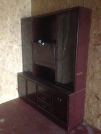 Living Room Display Cabinet