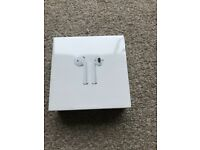 Apple AirPods Brsnd New Sealed