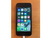 iPhone 5 Black unlocked 16gb