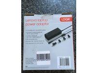 LOGIC Lenovo Laptop Power Adaptor (RRP £44.99)