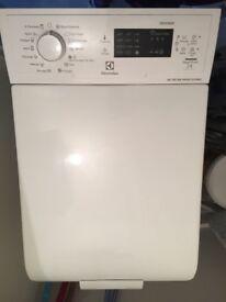 Electrolux top loading Washing Machine 6 kg, 1200 Spin - EWT1261ESW