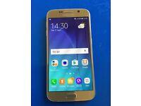Samsung Galaxy S6 32GB Gold Unlocked, Excellent Grade A condition!