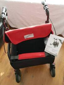 Shopping Rollator NOW SOLD