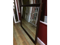 Extra Large Mirror 6' x 5' (182cm x 147cm). Good condition