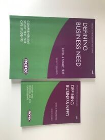 CIPS - Defining Business Need (L4M2) 2018/2019 - Book+Pass Notes