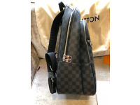 Louis Vuitton Michael Damier Graphite Back Pack – BRAND NEW with Receipt