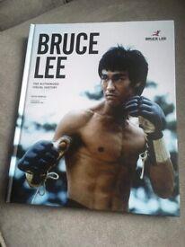 Bruce Lee The Authorised Visual History