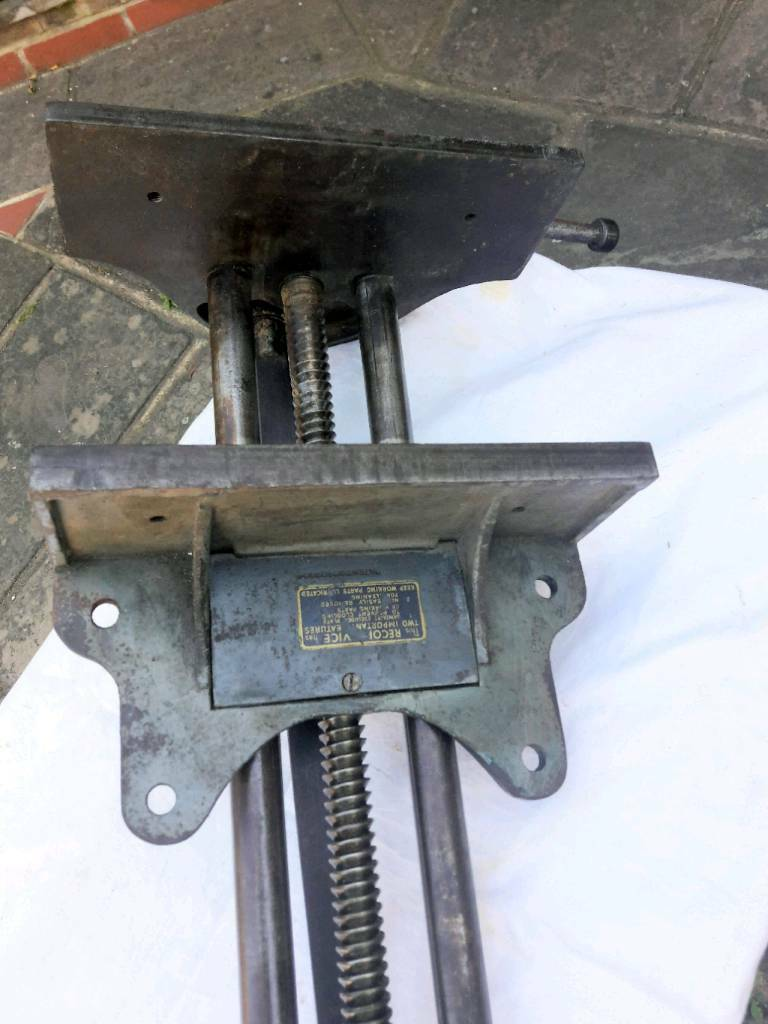 Record 53 Woodworking Vice Used In Wembley London Gumtree