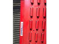 Sealey racking panels