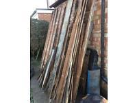Free dry firewood