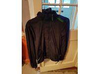Superdry jacket mens medium coat