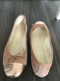 Ballet pumps by Office size 6