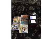 AS NEW 3DS WITH GAMES