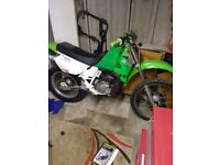 KMX 125 off road only
