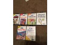 BUNDLE OF SEGA MASTER SYSTEM GAMES!