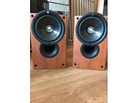 Kef Q series Q compact 100w hifi Speakers