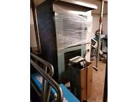 Tom Chandley bakery oven
