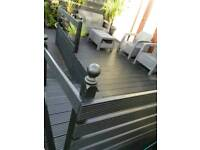 PT Carpentry decking and fencing
