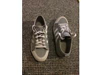 Adidas women's trainers size 4