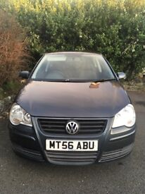 VW POLO Anthracite Grey, Alloys, Good Condition, Great little Christmas Car