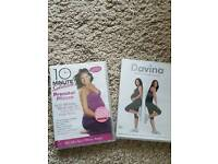 Post and prenatal workout dvds