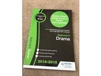 National 5 Drama Textbooks