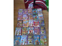 Scooby doo DVD bundle x26