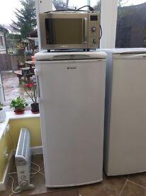 For sale Fridge, Freezer & Microwave