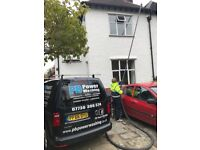 SkyVac Gutter Cleaning & UPVC Fascia and Conservatory cleaning. Professional, thorough & reliable