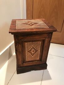Bed side table / cabinet