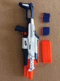 Nerf elite cam ecs gun blaster