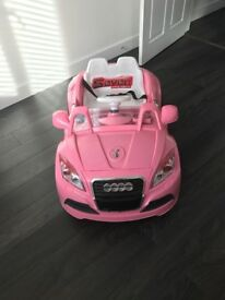 Girls car for sale