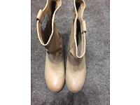 Clarks women's boots size 8