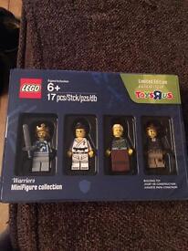 Lego exclusive mini figs