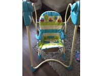 Fisher Price Swing and Rocker