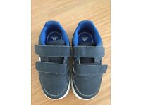 Adidas kids trainers size children's 8