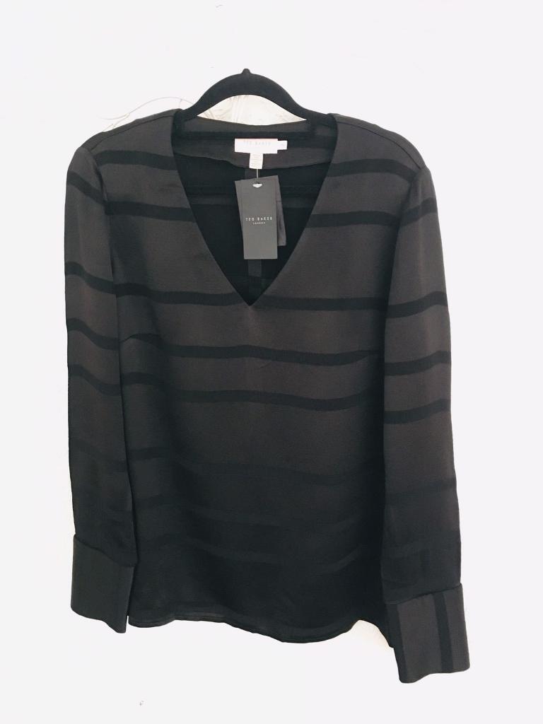 bacb27f2784051 New TED BAKER women blouse Size 2 (UK8 10)