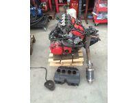 Honda cbr900rr 1997 engine