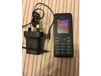 Nokia mobile (with tesco sim)