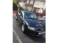 Cheap Audi soft top for sale good condition considering the age