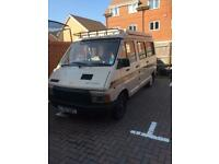 Renault pop top camper Van