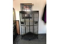 Liberta Discovery Corner Parrot Cage