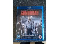 Gomorrah Season 1 Blu Ray Box Set