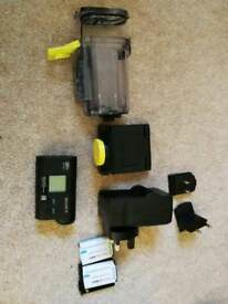 Sony Action Cam (ONO - immaculate condition)