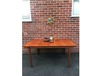 Vintage McIntosh Teak Dining Table Seats 6-10 Mid Century Retro 60s 70s RRP £1000 T3 Tom Robertson
