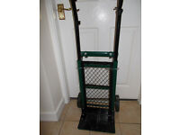 Two way sack truck in very good condition