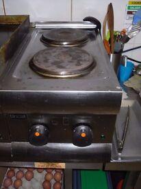 LINCAT Boiling Top 2 x Rings (Catering Equipment)