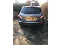 Nissan Qashqai -Tekna DCi - Top Spec immaculate condition. 2013