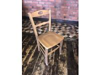 20 x kitchen / restaurant / dining chairs
