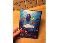 Brand new finding dory DVD